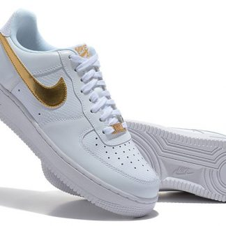 air force 1 oro uomo