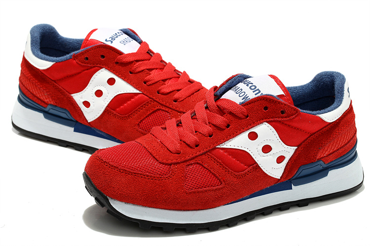 Acquistare Saucony Mixed Material Saucony 2015 Rosso