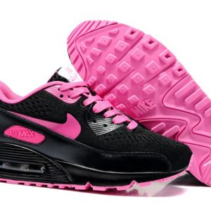 air max 90 donna rosa nere